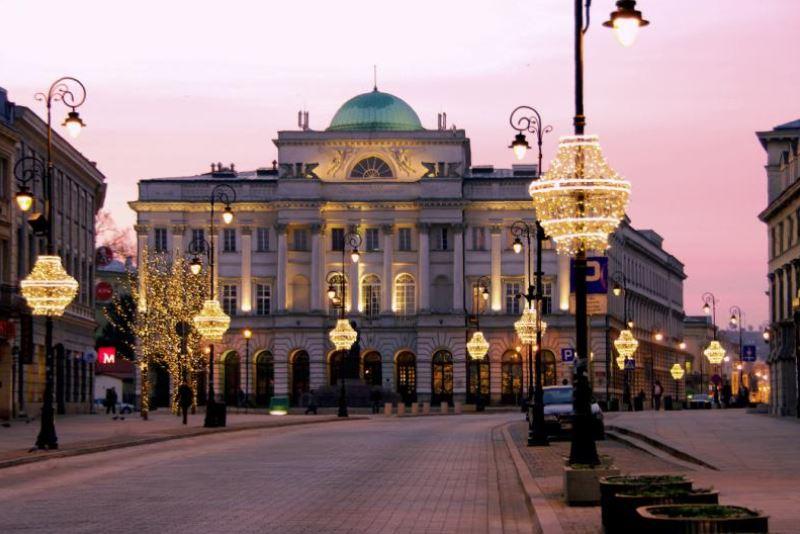 Pałac dziś